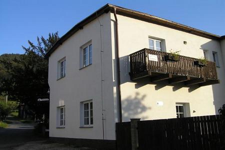 Ubytování Český ráj - Penzion v Malé Skále - pohled zvenku