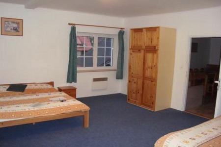 Ubytování Český ráj - Penzion v Malé Skále - apartmán