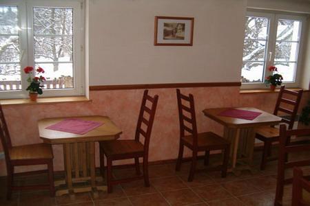 Ubytování Český ráj - Penzion v Malé Skále - restaurace